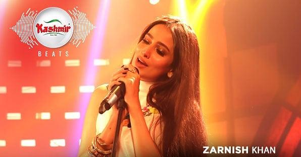 Zarnish Khan Announced Trip To Dubai For Her Fans