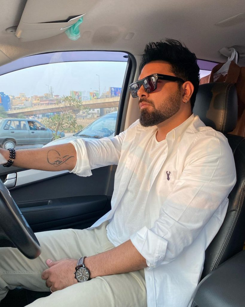 Yasir Hussain Talks About The Tattoos He Got