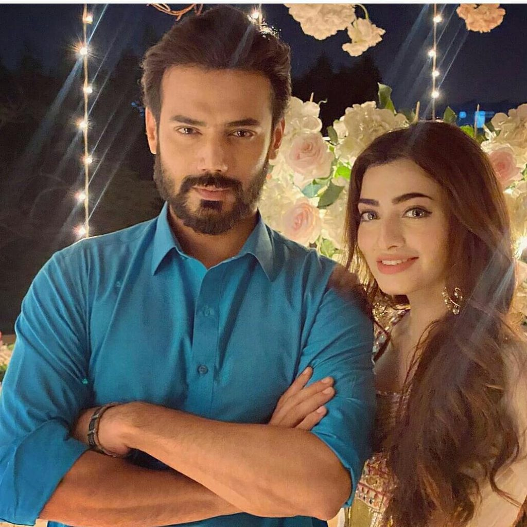 "Zahid Ahmed Talks About His Recent Drama Serial ""Faryad"""