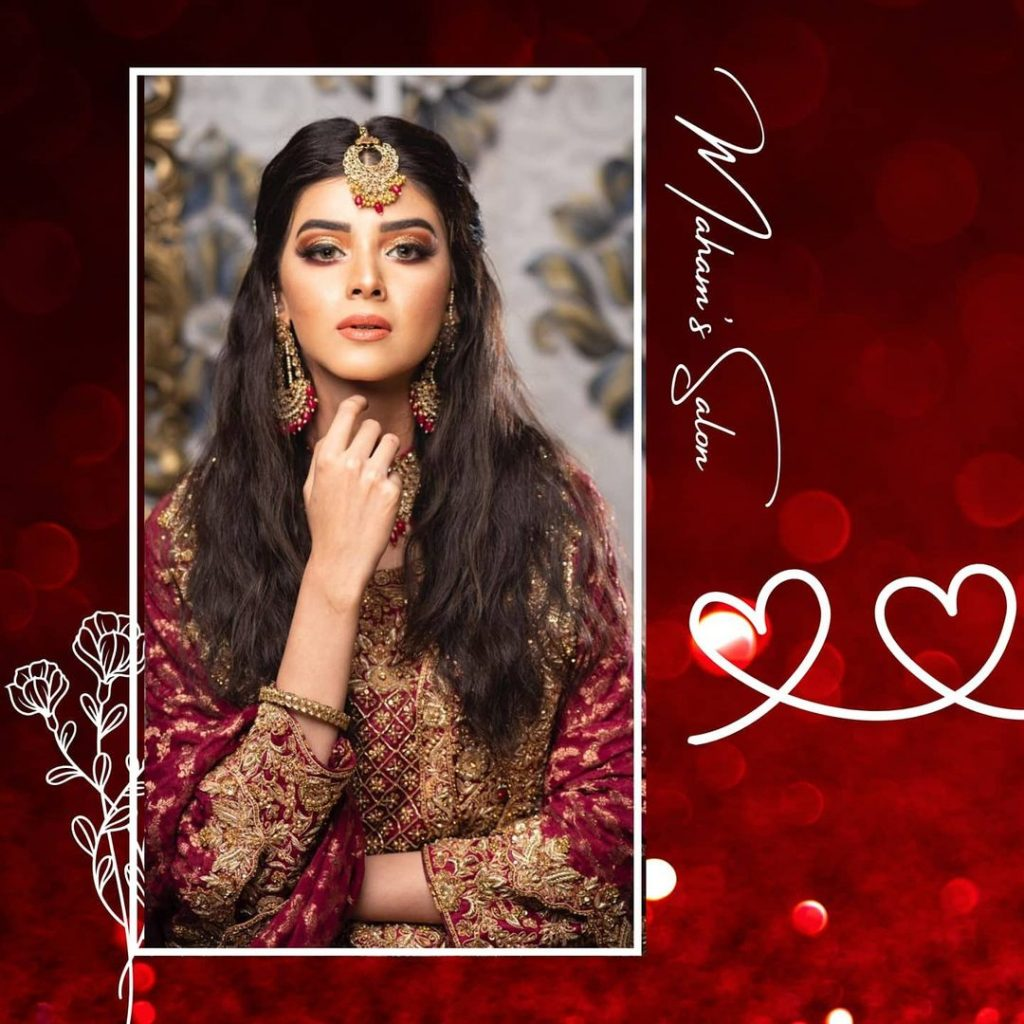 Zainab Shabbir Looks Vibrant In Her Latest Bridal Shoot