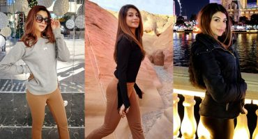 Actress Zoya Nasir Latest Clicks from her Trip to USA