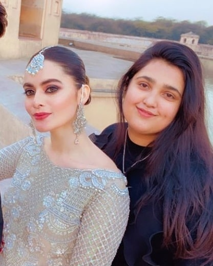 Aiman Khan, Muneeb and Minal in Lahore for HBCW21