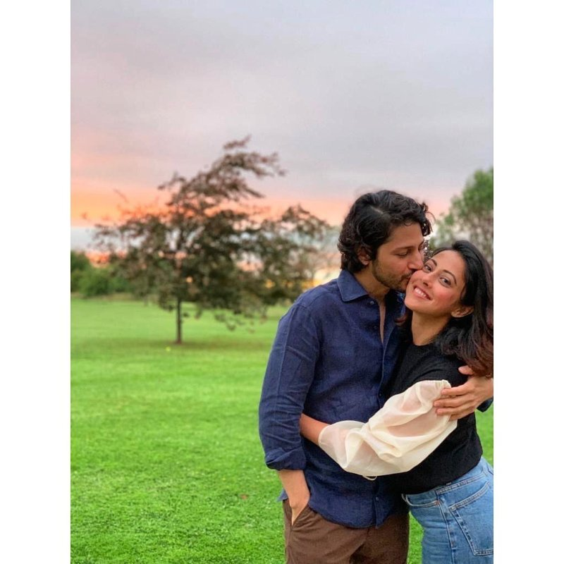 Actress Ainy Jaffri Celebrating her 7th Wedding Anniversary - Adorable Pictures