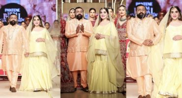 Ali Xeeshan Walked With His Pregnant Wife At BCW Day-3