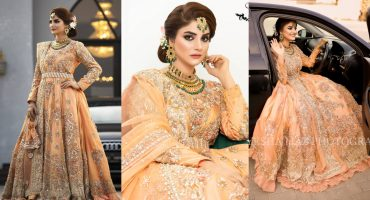 Gul-o-Gulzar Famed Aliya Ali's Bridal shoot