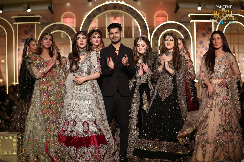 Alizeh Shah Walked On The Ramp For Kashees At BCW Day2