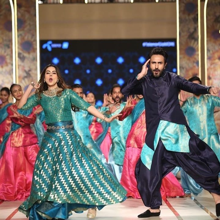 Amar Khan And Hammad Shoaib Performed At BCW Day 3