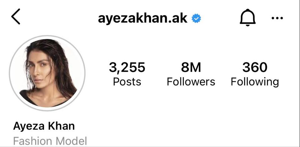 Why Is Ayeza Khan The Most Followed Pakistani Actress On Instagram