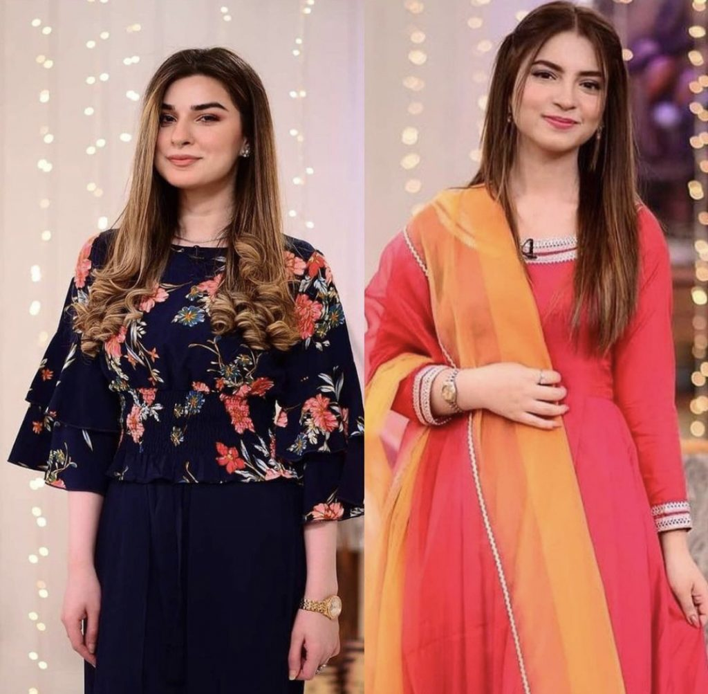 Dananeer Mobeen And Zara Naeem Talks About Their Wedding Plans