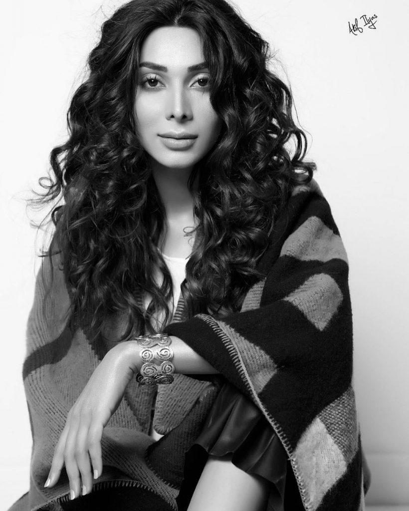 Eshal Fayyaz Bold And Beautiful Shoot Styled By Akif Ilyas