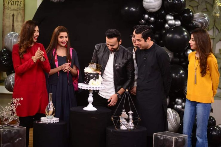 Waseem Badami Birthday Pictures from GMP