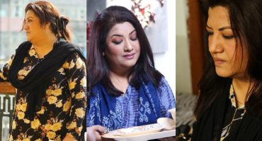 Candid Photos of the Veteran Hina Dilpazeer Khan