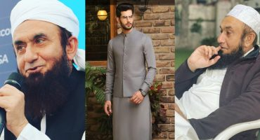 Maulana Tariq Jamil Reveals The Reason Behind Launching His Own Clothing Brand