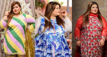 Public Reaction On TikToker Aleena Fatima Promoting Plus Size Fashion In Pakistan