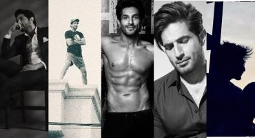 Greyscale Photos of the Hottest Bilal Ashraf