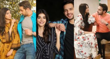 Zainab Shabbir and Usama Khan Real Life Or Reel Life Couple?