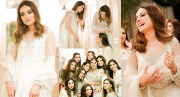 Alyzeh Gabol Looks Mesmerizing At A Recent Wedding Event