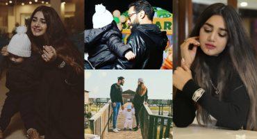 Actress Anum Fayaz Son Birthday Pictures