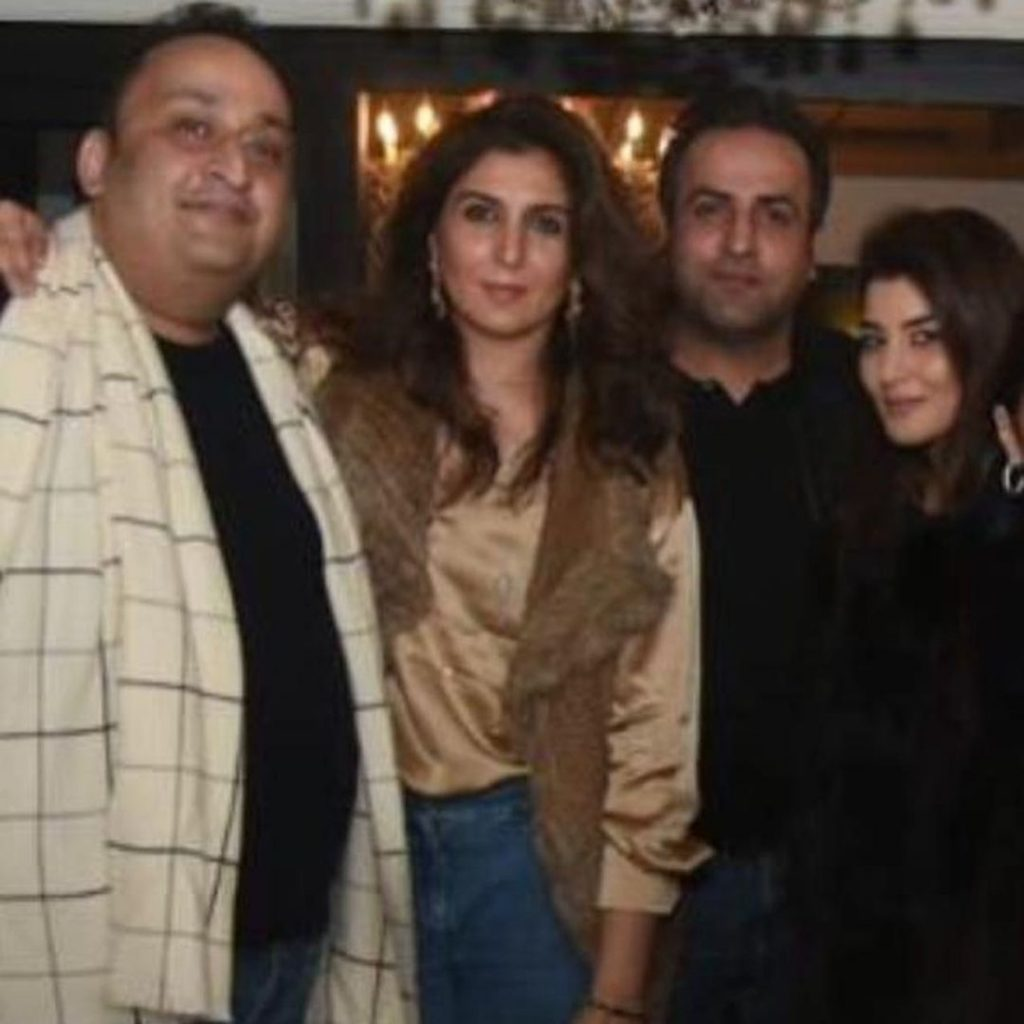 Famous Celebrities Spotted At The Launch Of New HSY Studio