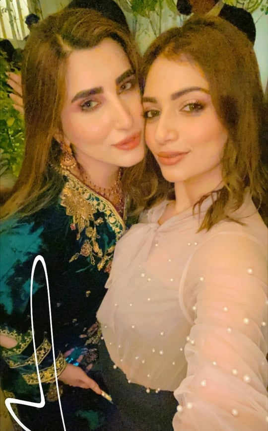 Birthday Pictures Of Faisal Qureshi's Daughter Hanish Qureshi