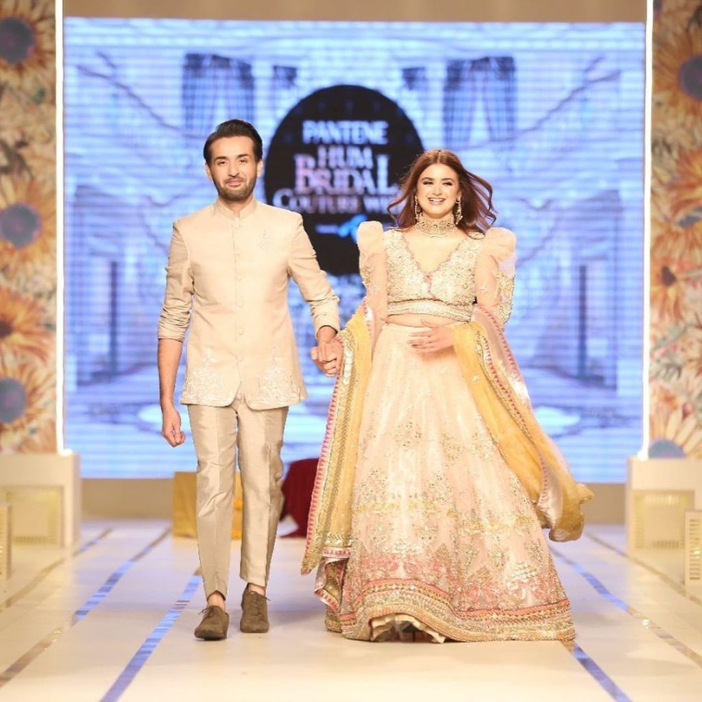 Hira Mani And Affan Waheed Paired Up For Alishba And Nabeel At BCW