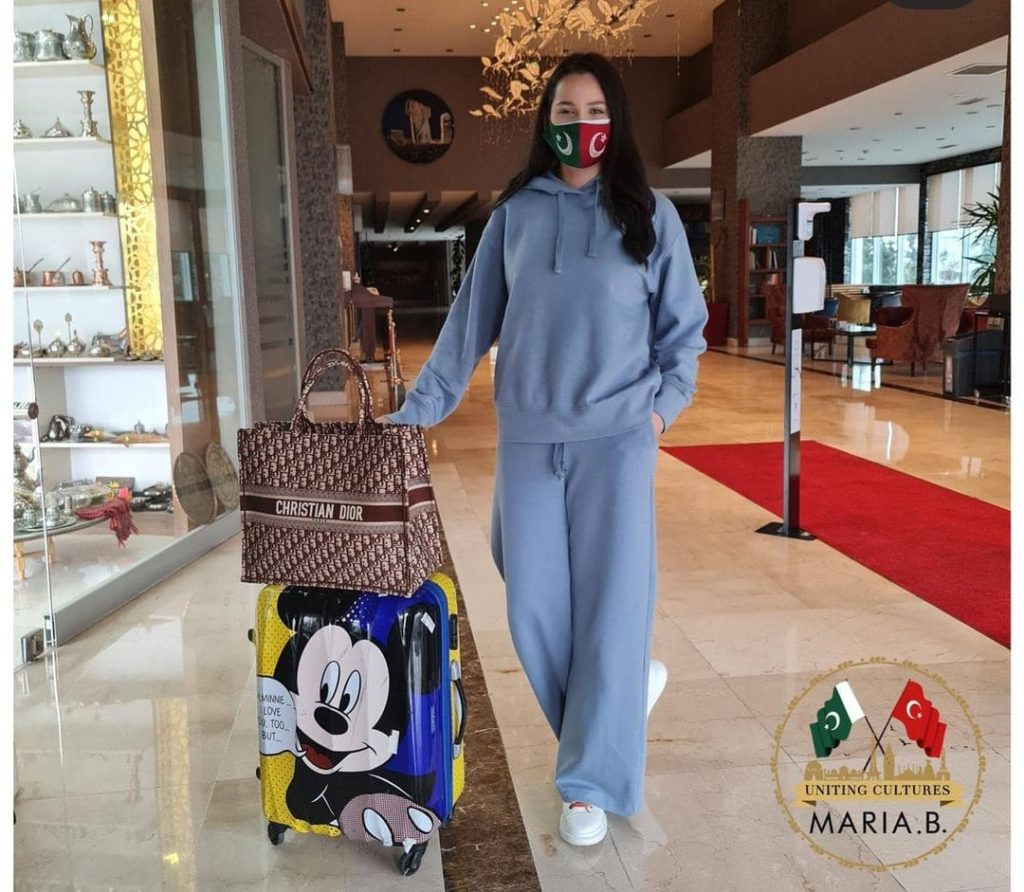 Gyulsim Ali To Feature In Maria B Collection