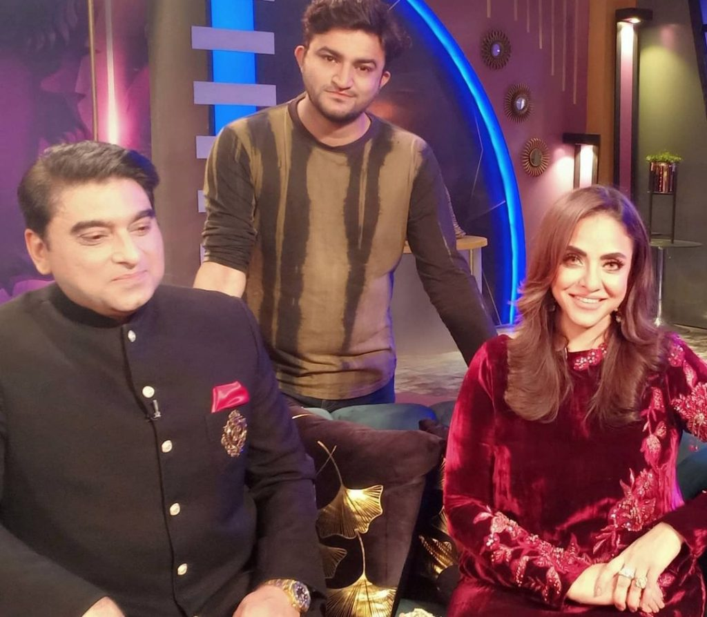 Hina Altaf and Agha Ali to Host The Couple Show
