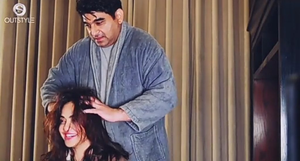 Despite Rumours Nadia Khan Uploads Vlog With Husband Faisal Rao