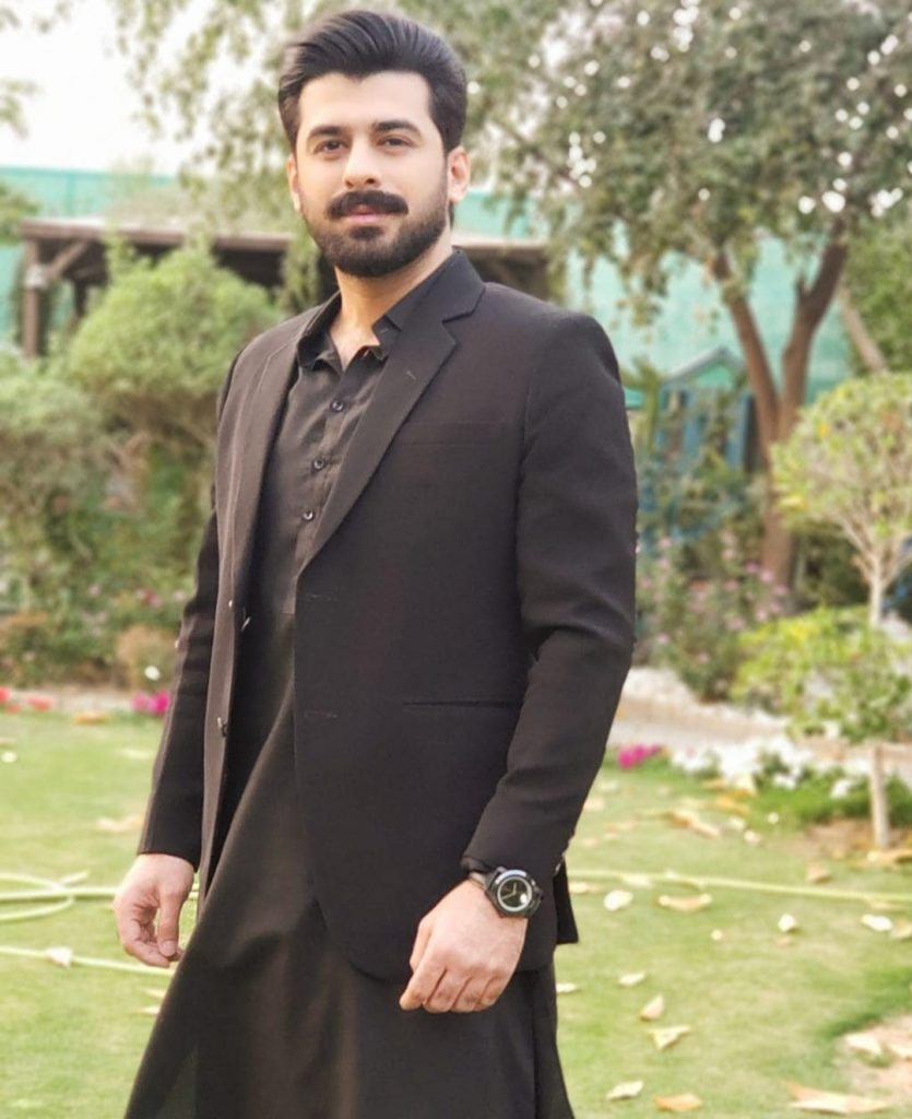 Humayun Ashraf's Transformation for Upcoming Project