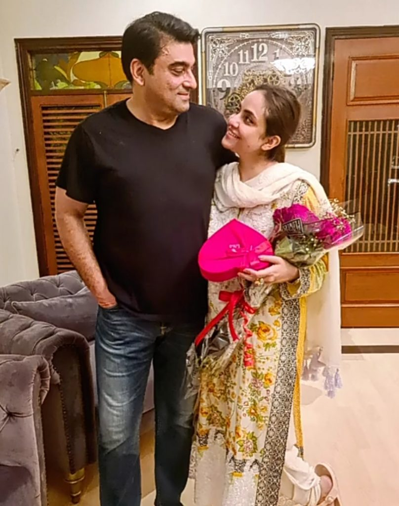 Nadia Khan Shared Beautiful Video With Family