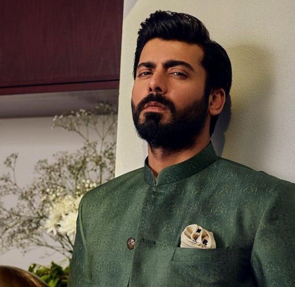 Fawad Khan and Kiran Malik Beautiful Pictures