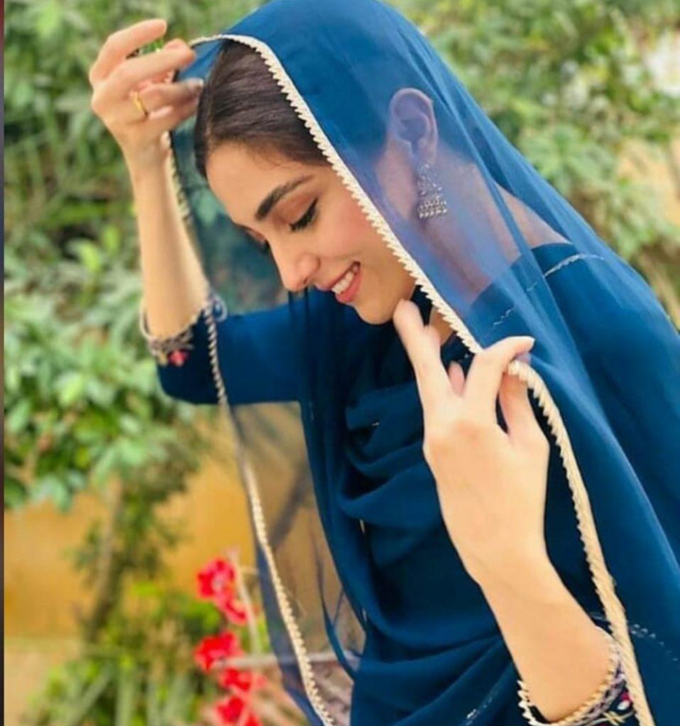 Maya Ali Looks From Pehli Si Mohabbat