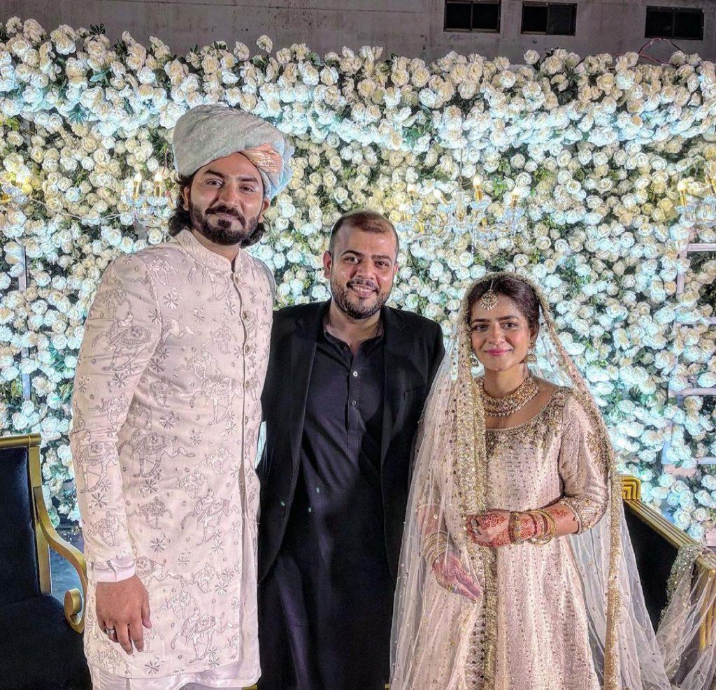 Qasim Ali Mureed Reception Pictures