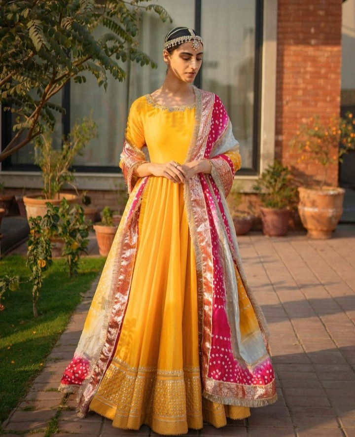 Fashion Model Rehmat Ajmal's Mayun Pictures