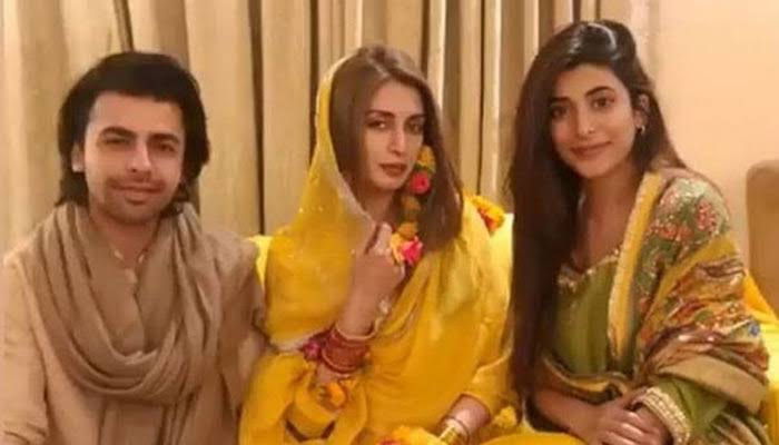 Throwback Video Of Iman Ali Dancing On Her Dholki