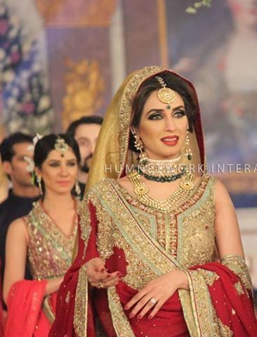 Latest Sensational Pictures of Iman Ali in Red Dress