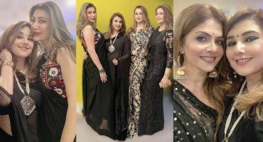 Latest Pictures Of Javeria Saud With Friends