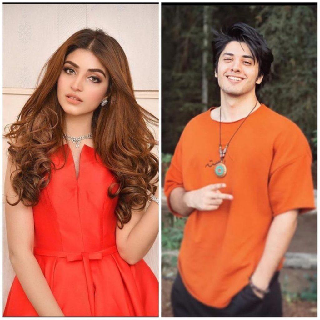 Kinza Hashmi And Danyal Zafar To Appear In Mahira's Debut Production