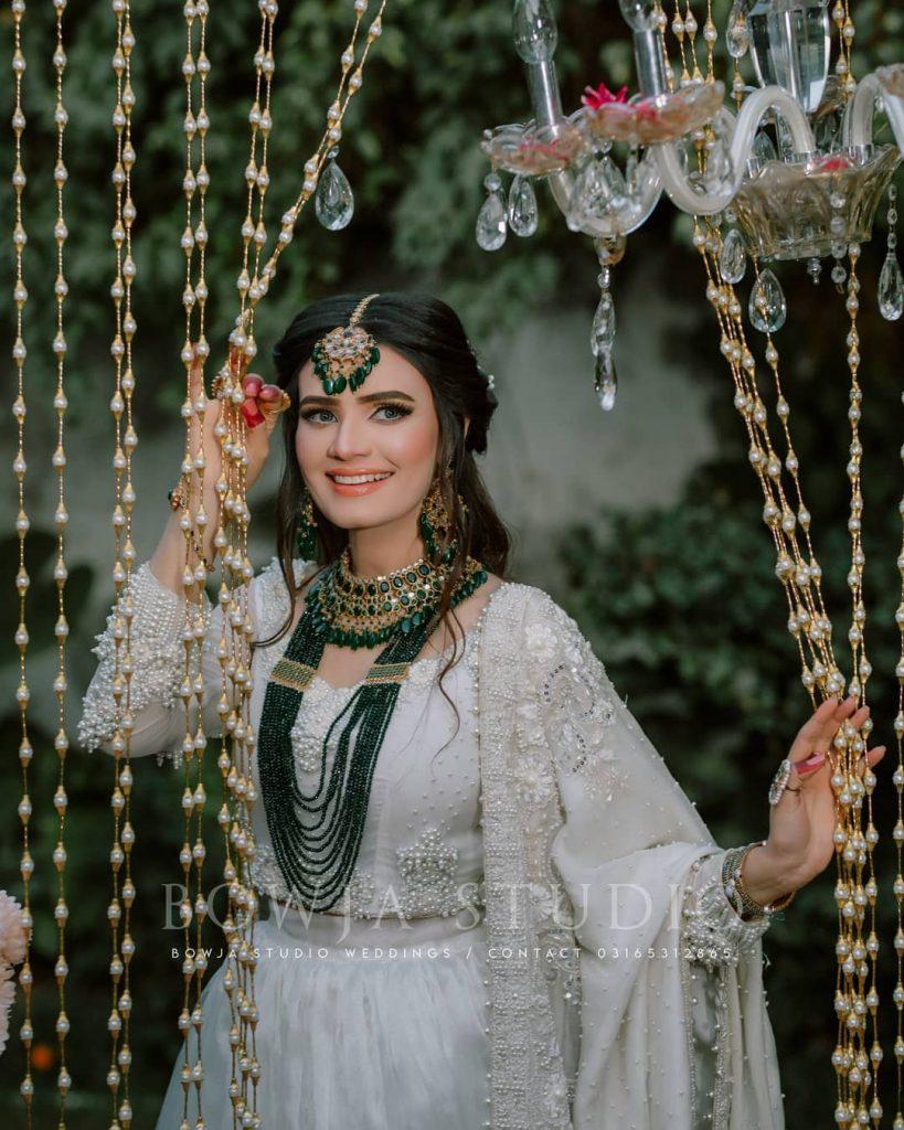 Kiran Haq Looks Vibrant In Her Latest Bridal Shoot