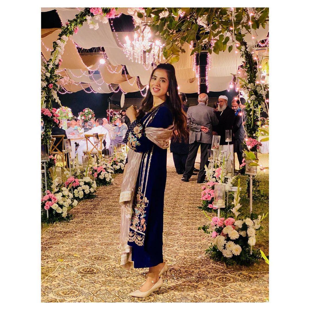 Mansha Pasha Celebrating Birthday of her Fiance Jibran Nasir - Beautiful Pictures