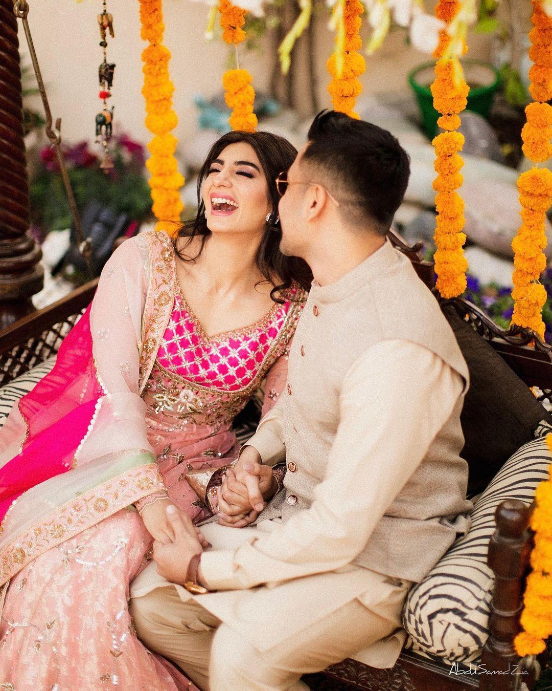 Mariam Ansari and Owais Khan Mehndi - Beautiful HD Pictures
