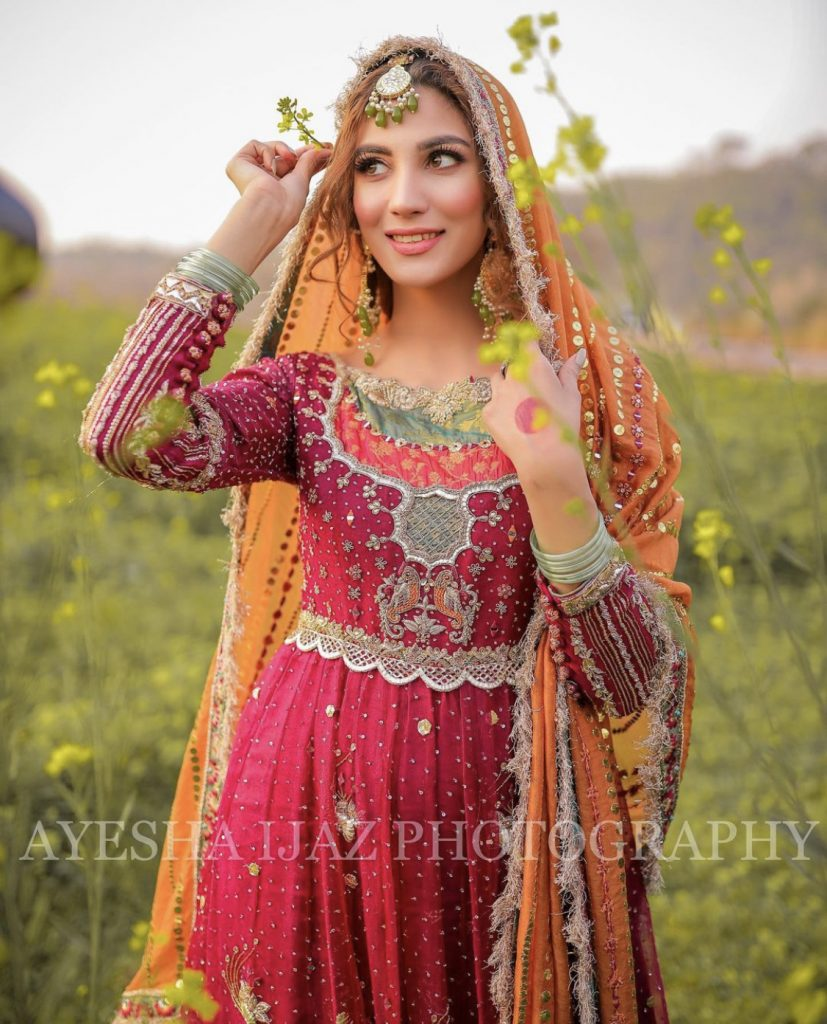 Nazish Jahangir Looks Gorgeous In Her Latest Photoshoot