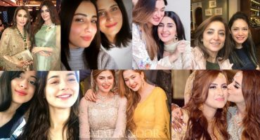 Non Famous Sisters Of Pakistani Celebrities