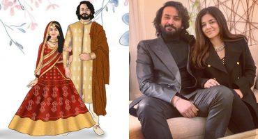 Director Qasim Ali Mureed To Tie The Knot With Sadia Jabbar
