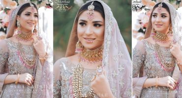 Ramsha Khan Looks Beautiful In Latest Photoshoot For Moshaz Salon