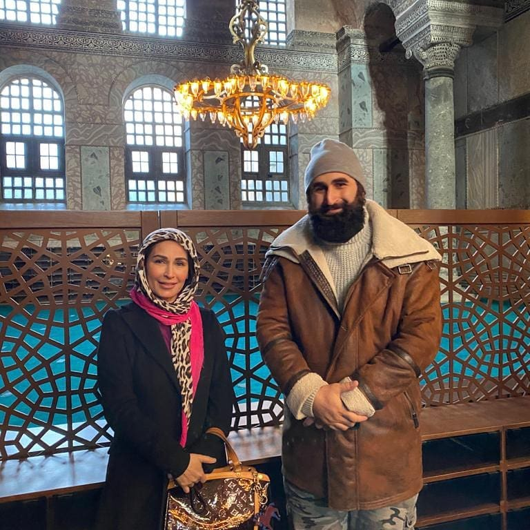 Beautiful Pictures of Reema Khan from Istanbul Turkey