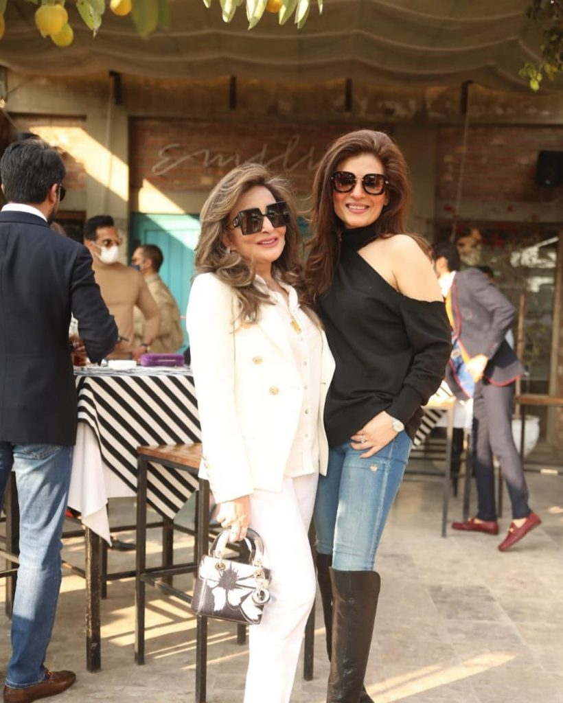 Latest Pictures Of Resham From A Friend's Birthday Party