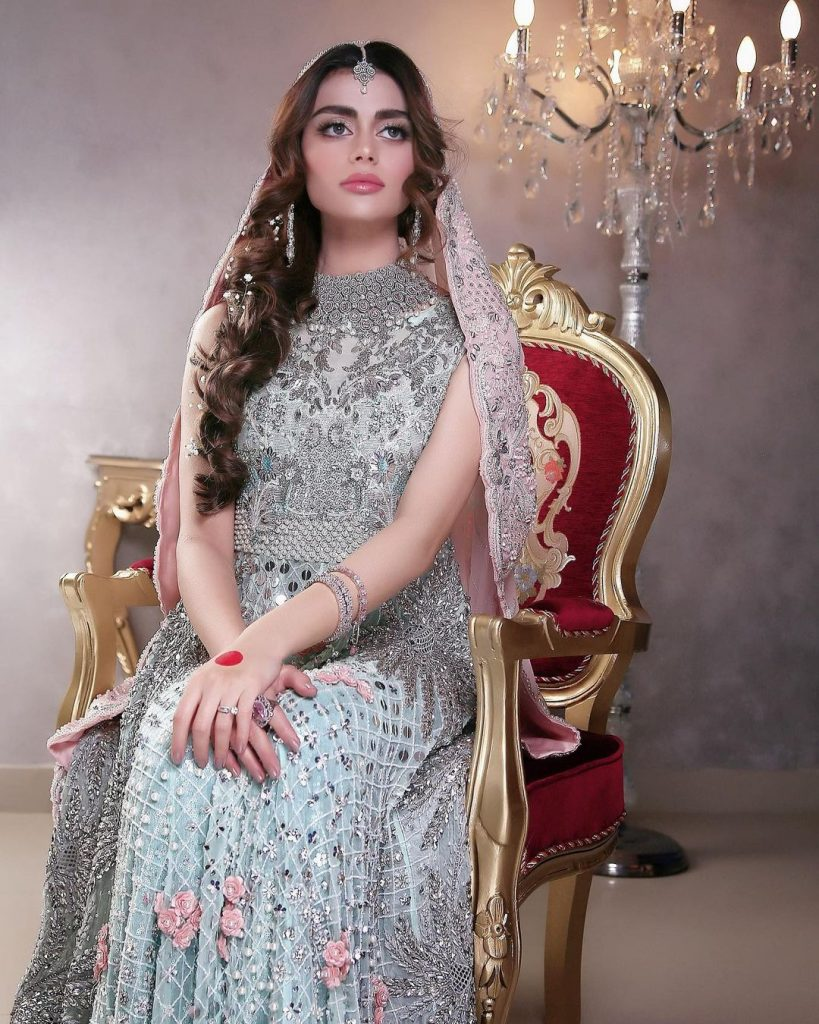 Sadaf Kanwal Pulling Off Traditional Bridal Looks Like A Pro
