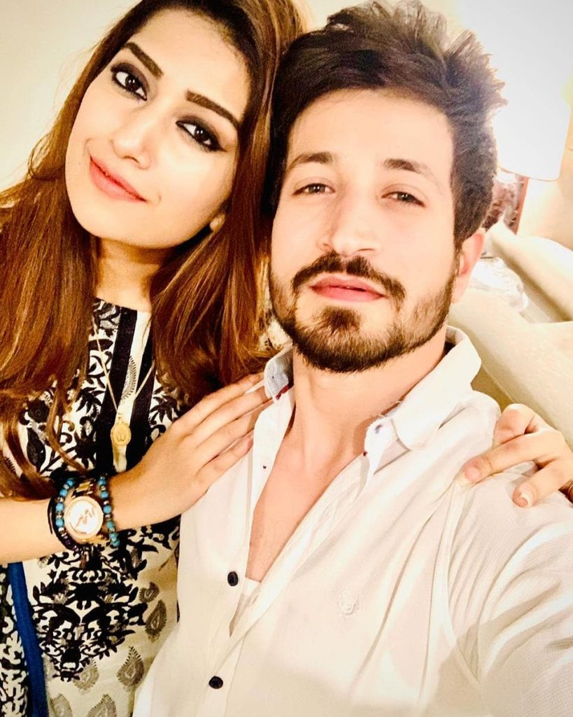 Saba Faisal's Daughter-in-Law Confirms Separation Rumors