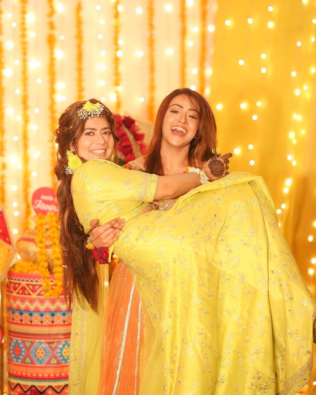 Tik Toker Star Sarah Chaudhary Mayoun - Beautiful Pictures